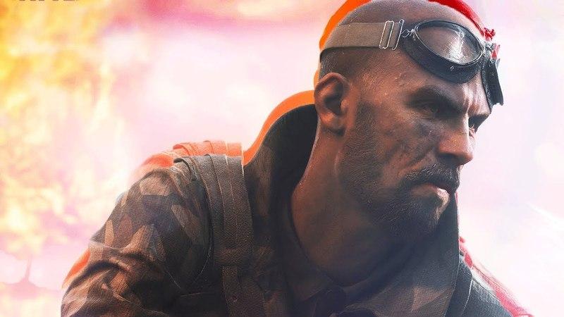 Battlefield 5 (Исправленный трейлер)