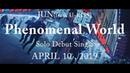 JUN(from U-KISS) / Phenomenal World 30Sec. SPOT