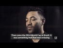 Neymar vs. Mexicos Superstar Marco Fabian - World Cup Showdown in Samara