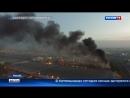 Вести Москва • Пожар на складе в Котельниках тушили 5 часов