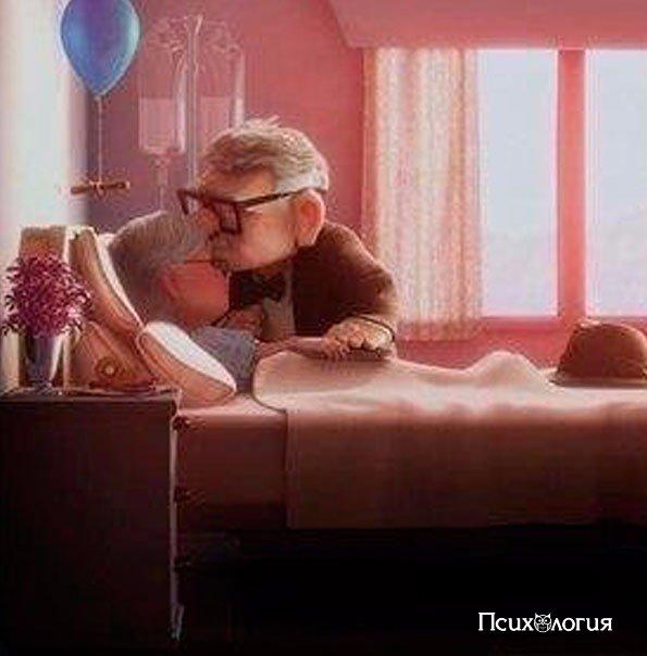 Да нет никакого секрета счастливых долгих отношений, надо...