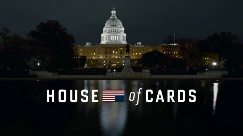 House of Cards Alternate Title Credits Jeff Beal