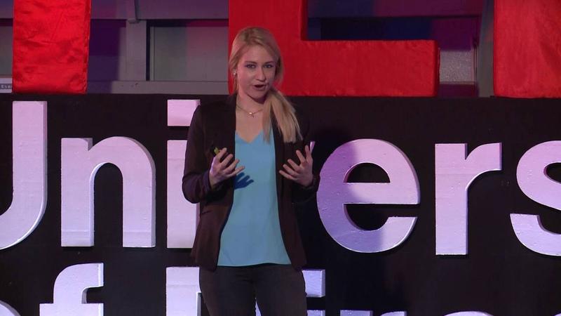 How to grow to a happy non-smoker | NASIA DAVOS | TEDxUniversityofPiraeus