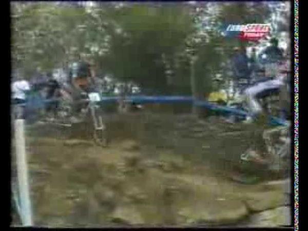 Летние Олимпийские игры 2000 Велоспорт Маунтинбайк Женщины