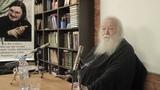 о. Валериан Кречетов в Храме Апостола Фомы часть 1