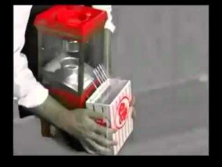 Детям до 60 - Аппарат для изготовления попкорна Ретро