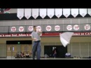 2010 Camas Indoor Kite Festival - Demo: John Barresi