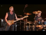 Sting & The Police - Message in a Bottle - 2008 (Live Video HD)