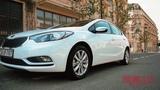 Kia Cerato  Rental cars in Baku from TRUST RENT company