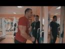 Как накачать руки в тренажерном зале- тренировка с чемпионом Европы