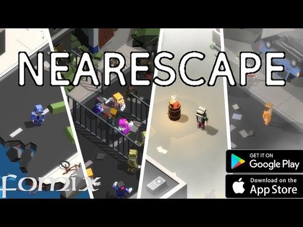 NearEscape - первый взгляд, обзор (Android Ios)