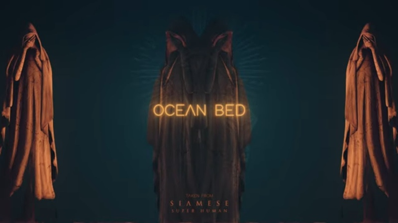 Siamese - Ocean Bed (Official Lyric Video)