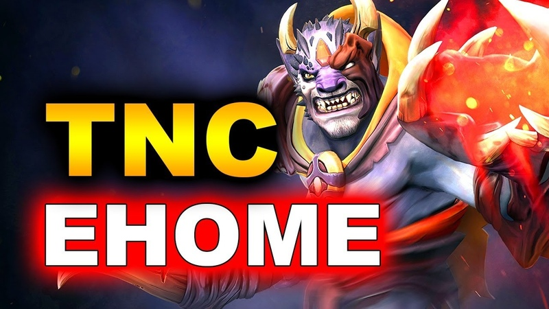 TNC vs EHOME - DECIDER MATCH - CHONGQING MAJOR DOTA 2