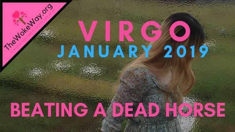 VIRGO | Time To Discard What's No Longer Working | JANUARY 2019 | RJ Marmol Tarot