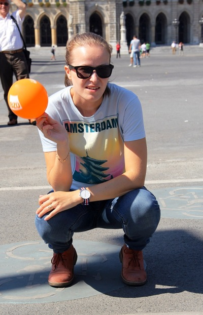Анастасия Зайцева, 4 сентября , Москва, id1259866