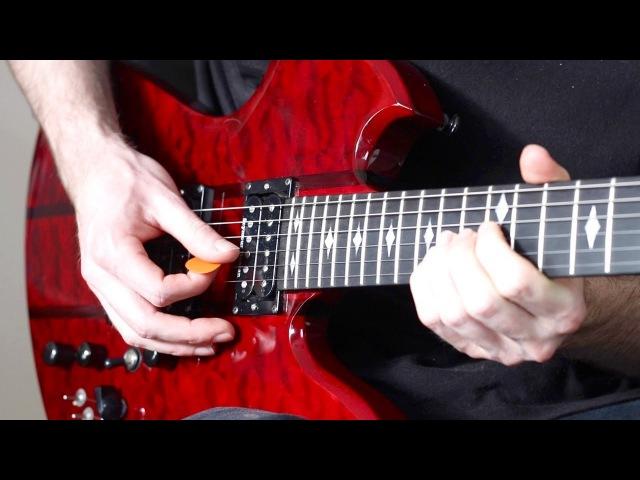 Top 10 Classic Heavy Metal Guitar Riffs