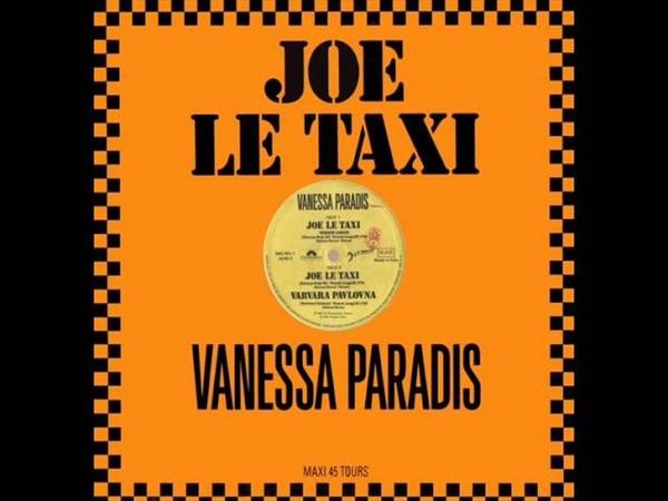 Vanessa Paradis Joe Le Taxi Maxi 45 Tours 1987