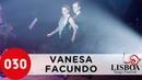 Vanesa Villalba and Facundo Pinero Derecho viejo by La Juan D'Arienzo