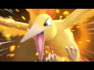 Pokemon let's go trailer