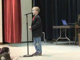 7-year-old sings Piano Man by Billy Joel