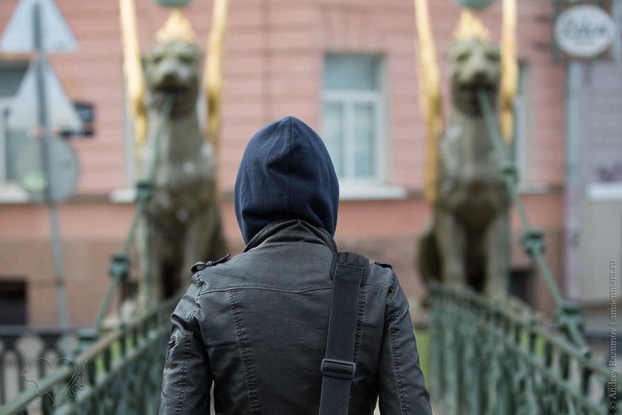 Человек, похожий на Павла Дурова