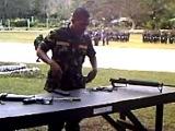 DESTOR! The fastest  man assemble of M16-rifle