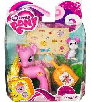 Игрушки: Моя маленькая пони от Хасбро (Hasbro