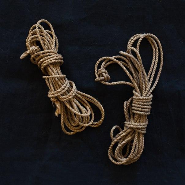 Привезу в Киев некоторое количество комплектов джутовой крученой веревки...
