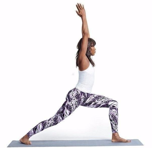 10-минутный комплекс упражнений йоги ОТ НАОМИ КЭМПБЕЛЛ
