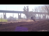 Riding E-Street and Riverfront MX with Adams, Sanchez and Tanner