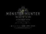 Monster Hunter World - Lunastra Free Update ¦ PS4