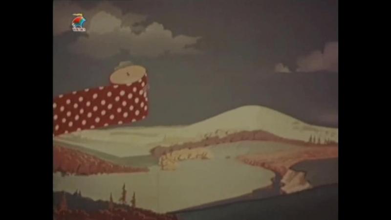 Белое золото. Союзмультфильм 1947 г.