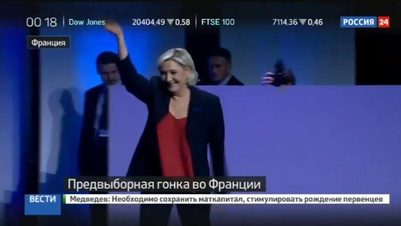 Новости на Россия 24 • Франция готовится сделать выбор » Freewka.com - Смотреть онлайн в хорощем качестве