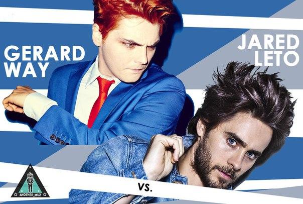Музыкальная битва:  Way vs.  Leto