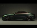Роскошный BMW M8 Gran Coupe 2019_HD.mp4