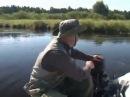 Рыбалка Щербаковых 63. Ловля Сома на Квок. Часть 2.