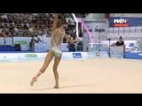 Александра Солдатова - лента (финал) // World Challenge Cup 2018, Казань