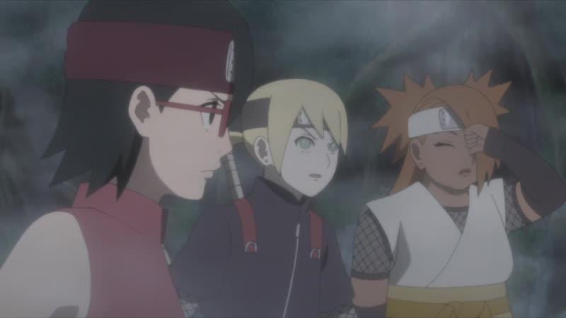 [AniDub] Боруто: Новое поколение Наруто 76 серия   Boruto: Naruto Next Generations (Русская озвучка)