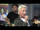 Диана Арбенина и Ночные Снайперы - Наотмашь (LIVE Авторадио, шоу Мурзилки Live, 14.09.18)