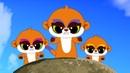Юху и его друзья – Уловка сурикатов - сезон 1 серия 40 – обучающий мультфильм для детей