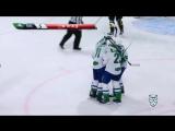 Комбинация Линуса Умарка и Йоонаса Кемппайнена вошла в топ-10 лучших голов первой недели КХЛ