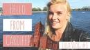 Hello from Cardiff Bay! Lilla Gurisatti - Student Vlogger