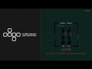 Antrim - carnatica (kamilo sanclemente remix) [or two strangers]