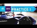 Practice 1 LIVE! - 2019 FWD Sanya E-Prix | ABB FIA Formula E Championship
