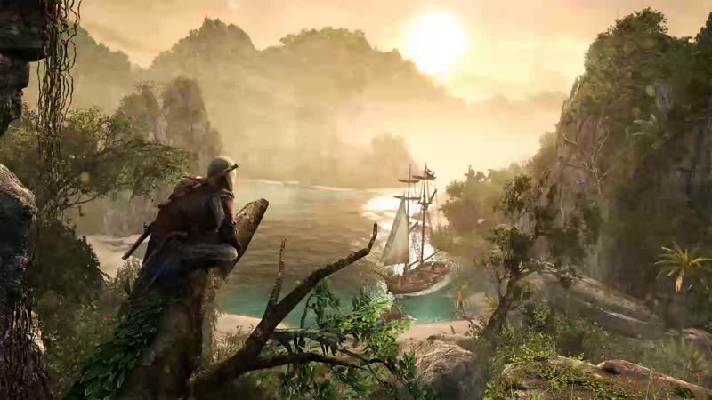 Assassin's Creed IV Black Flag DLC Авелина