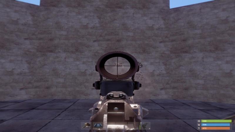 M92 Barret macros