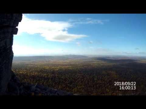 Колчимский камень возле вершины