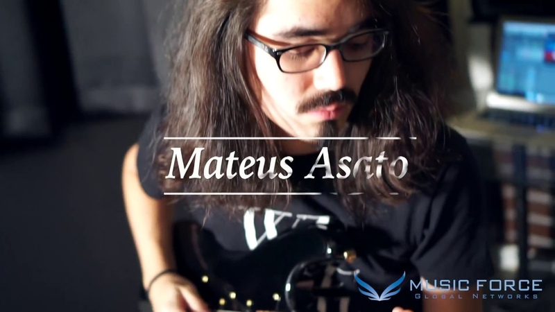 [MusicForce] Suhr Mateus Asato Signature Classic S Demo by Mateus Asato - K