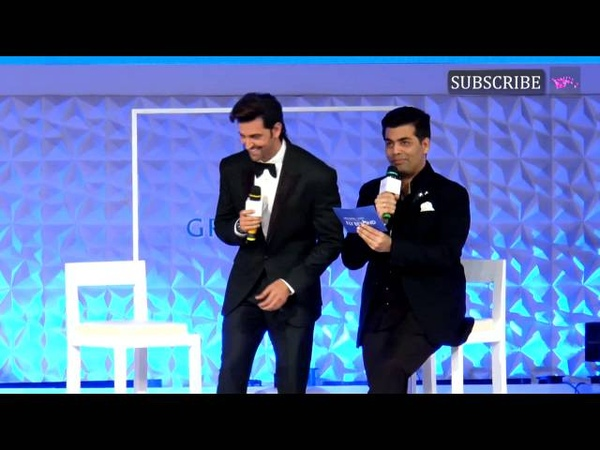 Grey Goose Vogue's Fly Beyond Awards 2014 Hrithik Roshan