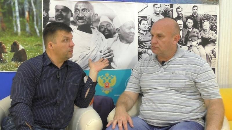 Совместное интервью проекта Информационная война и Разведданные 25 сентября